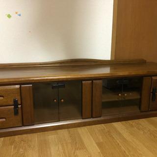 高級家具 テレビ台 収納棚