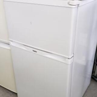 【冷蔵庫】小型で置き場困らず♪セカンドで駐車場などにも♪
