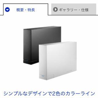 アイオーデータハードディスクHDCL-UT1.0