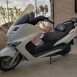 実働!美車!YAMAHA マジェスティ125 ビッグスクーター - バイク