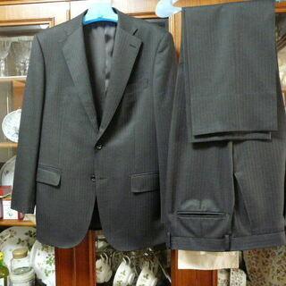 【値下げ】■美品メンズ・ビジネス・スーツ(1) Chris…