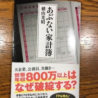 横山光昭『あぶない家計簿』