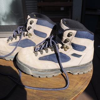 登山靴 22.5cm と 23cm