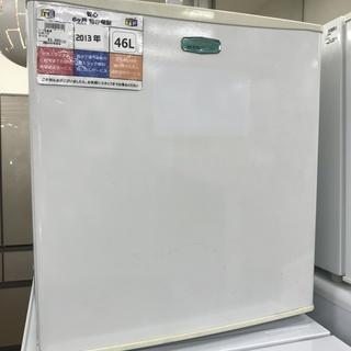ELABITAX 1ドア冷蔵庫 ER-513L 46L 2013年製