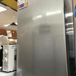 Haier 1ドア冷蔵庫 JR-N75A 75L 2017年製