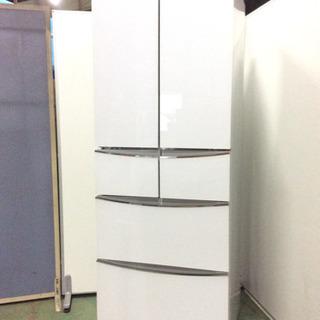 ★訳あり大特価★6ドア大型冷蔵庫★フレンチドア★アクア★2012...