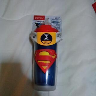 【新品】水筒 スーパーマン