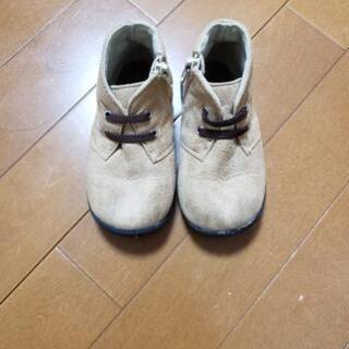 取引中 子供靴 冬用 15センチ