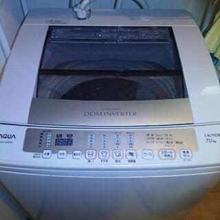 【締切しました】洗濯機差し上げます