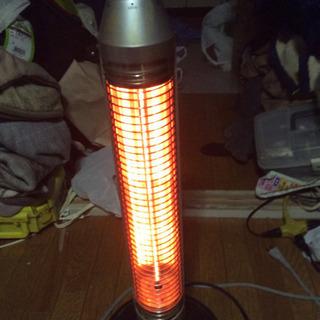 すぐ暖かくなる遠赤外線ストーブ遠赤外線