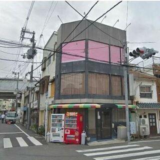 ★貸店舗・事務所(一括)★ 南田辺駅1分 3階建て53.72㎡...