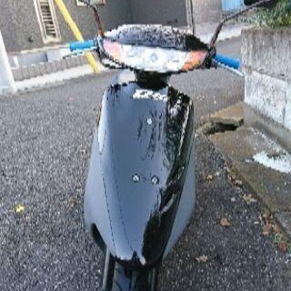 【花見川区】AF34 ライブDIO 規制前 自賠責2020/6まで - バイク