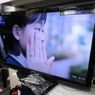 SHARP/シャープ 液晶テレビ 40インチ 2011年製…