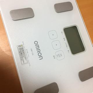 omron ヘルスメーター 体重計