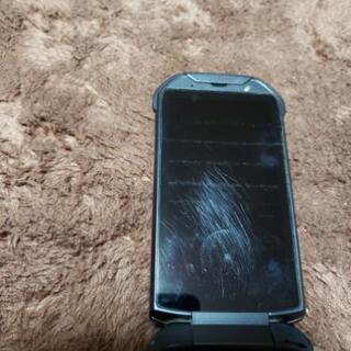 携帯電話値下げ☆ au ガラケー TORQUE X01  - 売ります・あげます