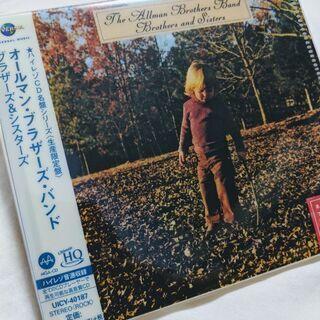 ハイレゾcd名盤シリーズ#オールマンブラザーズバンド/一般cdプ...