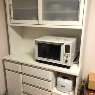 カップボード 食器棚 キッチン 収納 キッチンボード