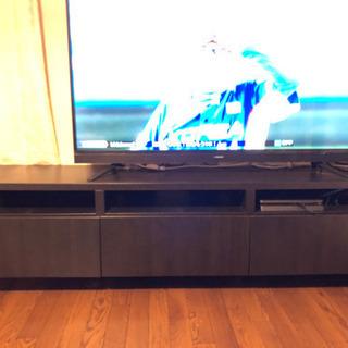 テレビ台 IKEA  BESTA 引き取りのみ