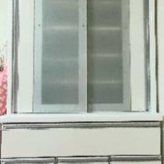 【取引中】カップボード(食器棚)