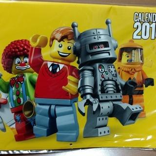 【新品】レゴ 2016年カレンダー 非売品