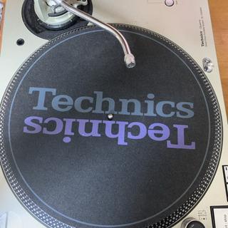 Technics  ターンテーブル