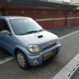 スズキKei5速ターボ K6A 車高調