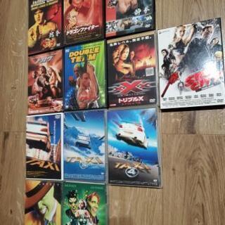 DVD色々 1枚300円
