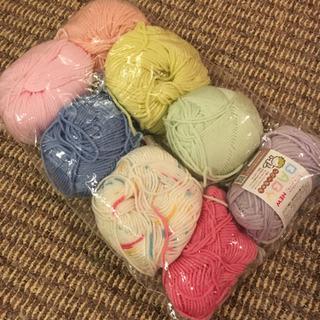 赤ちゃん用ウール毛糸