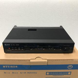 ルーター NTT N500 (ヤマハ NVR500)