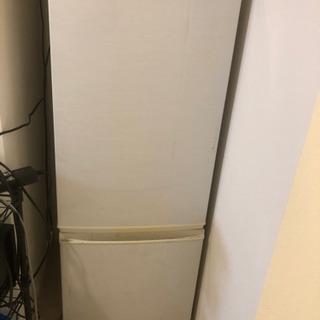 【0円】冷蔵庫 SHARP