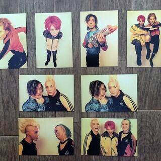 hide スペシャル怪人カード 計8枚