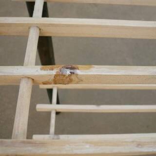 飾り棚 木製 ラック - 松戸市