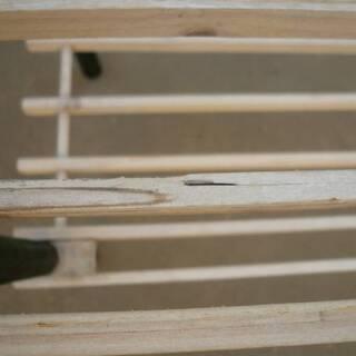 飾り棚 木製 ラック - 家具
