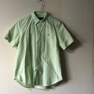 ラルフローレン ボタンダウン 半袖シャツ