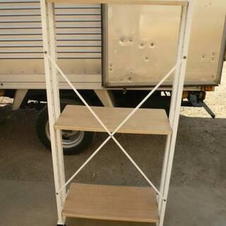 飾り棚 ラック PCデスク キッチン家具 多用途可能 - 松戸市