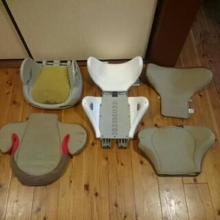 洗える!COMBIのジュニアシート − 滋賀県