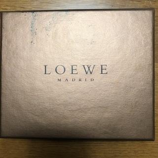 LOEWE 折り財布