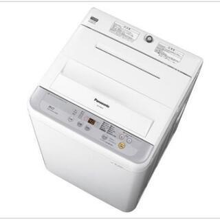 Panasonic 洗濯機(2017製造)