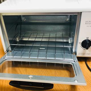 【美品】オーブントースター