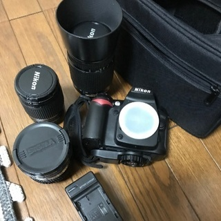 デジタル一眼レフNikon D90 レンズセット