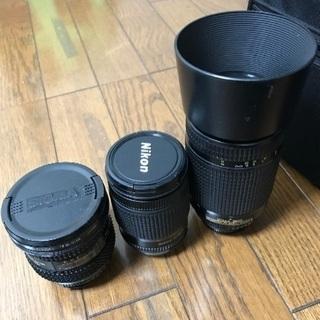 デジタル一眼レフNikon D90 レンズセット - 前橋市