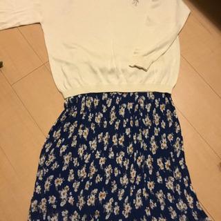 RyuRyu  ニット スカート  まとめ売り 大きいサイズ