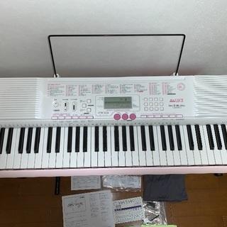 CASIO電子ピアノ光ナビゲーションLK-105