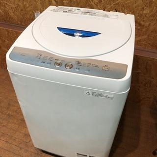 SHARP ES-GE55L 5.5kg 全自動洗濯機 2012...