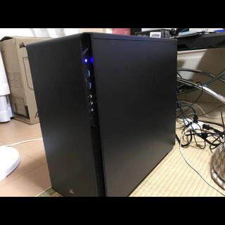 ゲーミングPC GTX1080/16G/SSD240GB