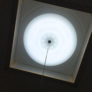値下げ!【11/23AM受取限定】タキズミ 和室LED照明 - 家具