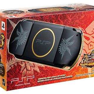 PSP3000モンハンモデル 18日から19日限定値下げ