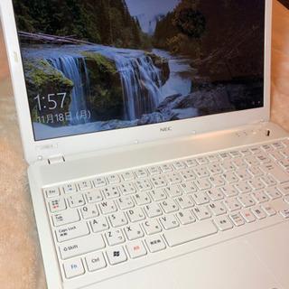 ノートパソコン NEC LaVie LS150ES6W