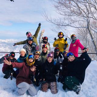 プロが教える‼️初心者限定スノーボードキャンプ開催✨