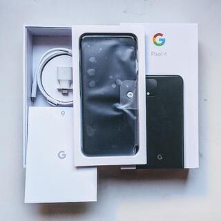 【超美品】Google Pixel 4 SIMフリー 128GB...